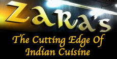 Zaras Indian Restaurant Tickhill